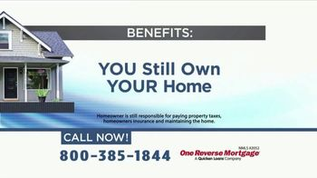 One Reverse Mortgage TV Spot, 'No Need to Sell' - Thumbnail 6