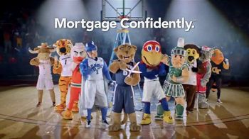 Rocket Mortgage TV Spot, 'Mascots Are Confident: Villanova University' - 48 commercial airings