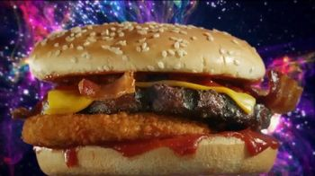Carl's Jr. Western Bacon Cheeseburger TV Spot, 'Pick It Up'