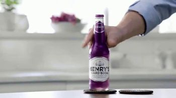 Henry's Hard Lemon Lime Soda TV Spot, 'Electric' - Thumbnail 1