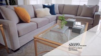 Havertys Spring Savings Event TV Spot, 'Stylish Pieces: Dining Table' - Thumbnail 7