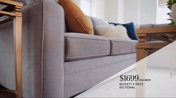 Havertys Spring Savings Event TV Spot, 'Stylish Pieces: Dining Table' - Thumbnail 8