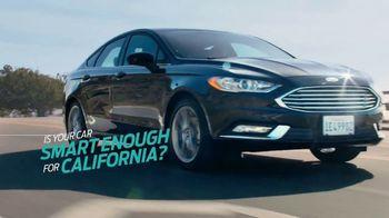 2018 Ford Fusion SE TV Spot, 'Smart Enough for California' [T2] - Thumbnail 2