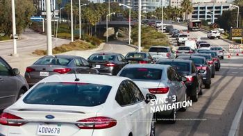 2018 Ford Fusion SE TV Spot, 'Smart Enough for California' [T2] - Thumbnail 3