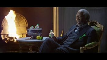Mountain Dew Ice TV Spot, 'Fire and Ice' Featuring Morgan Freeman - Thumbnail 7