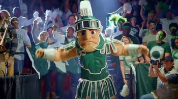 Rocket Mortgage TV Spot, 'Mascots Are Confident: Michigan State' - Thumbnail 5