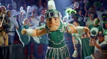 Quicken Loans TV Spot, 'Mascots Are Confident: Michigan State' - Thumbnail 5