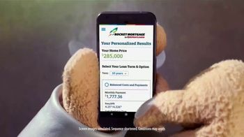 Rocket Mortgage TV Spot, 'Mascots Are Confident: Michigan State' - Thumbnail 7