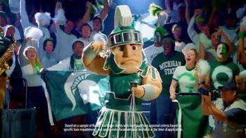 Quicken Loans TV Spot, 'Mascots Are Confident: Michigan State' - Thumbnail 8