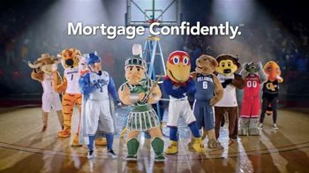 Rocket Mortgage TV Spot, 'Mascots Are Confident: Michigan State' - 108 commercial airings