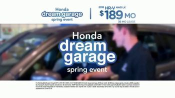 Honda Dream Garage Spring Event TV Spot, 'Standard' [T2] - Thumbnail 9