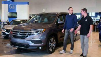 Honda Dream Garage Spring Event TV Spot, 'Standard' [T2] - Thumbnail 1