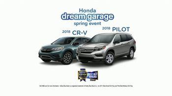Honda Dream Garage Spring Event TV Spot, 'Standard' [T2] - Thumbnail 6