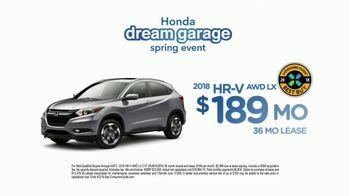 Honda Dream Garage Spring Event TV Spot, 'Standard' [T2] - Thumbnail 7