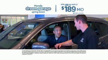 Honda Dream Garage Spring Event TV Spot, 'Standard' [T2] - Thumbnail 8