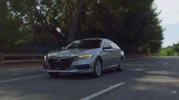 Honda Dream Garage Spring Event TV Spot, 'Really Big: 2018 Accord' [T2] - Thumbnail 1