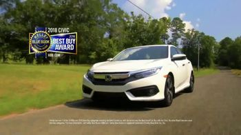 Honda Dream Garage Spring Event TV Spot, 'Really Big: 2018 Accord' [T2] - Thumbnail 4