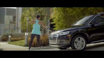 2018 Audi Q5 TV Spot, 'Jogger' [T1] - Thumbnail 3