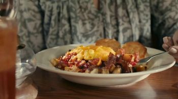 Cracker Barrel Southern Bowls TV Spot, 'Full of Surprises' - Thumbnail 4