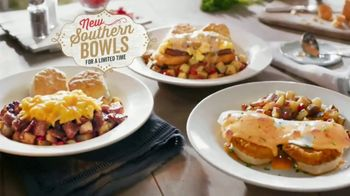 Cracker Barrel Southern Bowls TV Spot, \'Full of Surprises\'