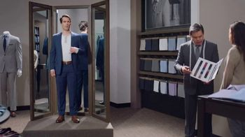 Men's Wearhouse Custom Suits TV Spot, 'Designed by You. Crafted by Us.' - Thumbnail 1