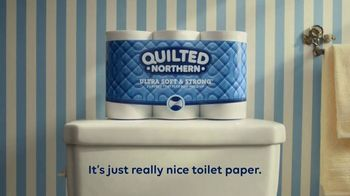 Quilted Northern TV Spot, 'Quilted Northern Is Not a Bouncy Castle' - Thumbnail 9