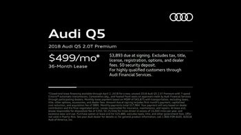 2018 Audi Q5 TV Spot, 'You'll Know' [T2] - Thumbnail 8