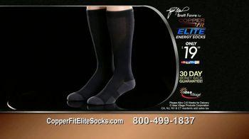 Copper Fit Elite Energy Socks TV Spot, 'All-Day Energizing Support' - Thumbnail 10