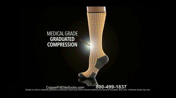 Copper Fit Elite Energy Socks TV Spot, 'All-Day Energizing Support' - Thumbnail 6