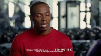 Copper Fit Elite Energy Socks TV Spot, 'All-Day Energizing Support' - Thumbnail 8