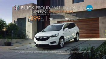 2018 Buick Enclave TV Spot, 'March Madness: Busy Week' Song by Matt and Kim [T2] - Thumbnail 10