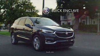 2018 Buick Enclave TV Spot, 'March Madness: Busy Week' Song by Matt and Kim [T2] - Thumbnail 7
