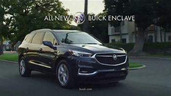 2018 Buick Enclave TV Spot, 'March Madness: More Kids' Song by Matt and Kim [T2] - Thumbnail 6