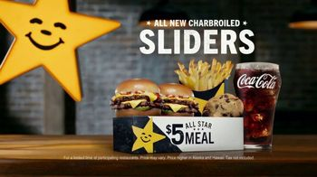Carl's Jr. Charbroiled Sliders TV Spot, 'Grand Canyon' - Thumbnail 10