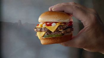 Carl's Jr. Charbroiled Sliders TV Spot, 'Grand Canyon' - Thumbnail 6