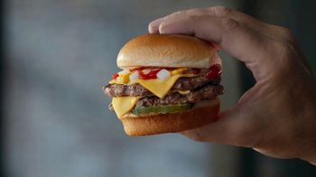 Carl's Jr. Charbroiled Sliders TV Spot, 'Grand Canyon' - Thumbnail 7