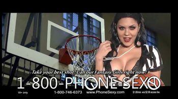 1-800-PHONE-SEXY TV Spot, 'Personal Foul' - Thumbnail 5