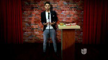Skittles TV Spot, 'Univision: monólogo humorístico' [Spanish] - Thumbnail 2