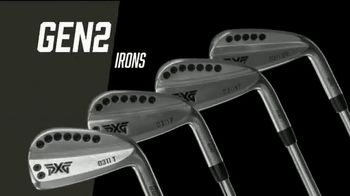 Parsons Xtreme Golf Gen2 Irons TV Spot, 'Better'