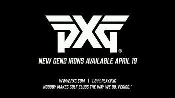 Parsons Xtreme Golf Gen2 Irons TV Spot, 'Better' - Thumbnail 10