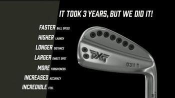 Parsons Xtreme Golf Gen2 Irons TV Spot, 'Better' - Thumbnail 4