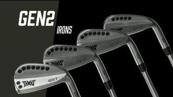 Parsons Xtreme Golf Gen2 Irons TV Spot, 'Better'