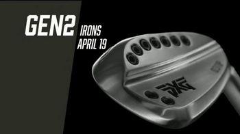 Parsons Xtreme Golf Gen2 Irons TV Spot, 'Better' - Thumbnail 7