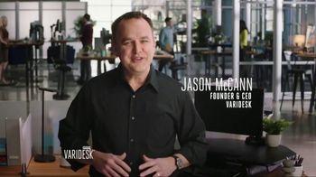 Varidesk ProDesk 60 Electric TV Spot, 'Change the World' - Thumbnail 1