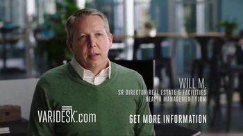 Varidesk ProDesk 60 Electric TV Spot, 'Change the World' - Thumbnail 8