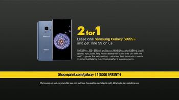 Sprint Galaxy Forever TV Spot, 'Every Year: Get Two for One' - Thumbnail 9