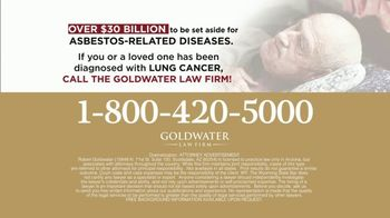 Goldwater Law Firm TV Spot, 'Men With Lung Cancer' - Thumbnail 5