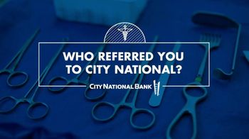 City National Bank TV Spot, 'Referral'