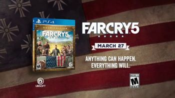 Far Cry 5 TV Spot, 'Anything Can Happen, Everything Will: Live Action' - Thumbnail 9