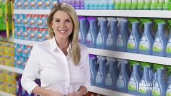 Febreze Plug TV Spot, 'Brand Power: 45 Days of Freshness'